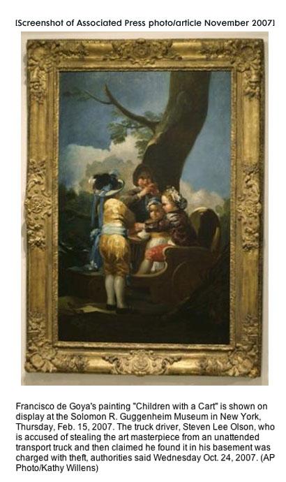 Goya Latest News