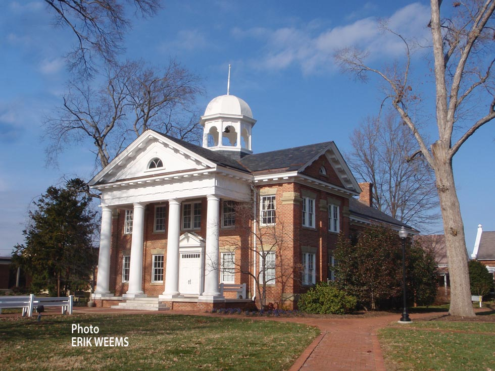 Chesterfield County Courthouse