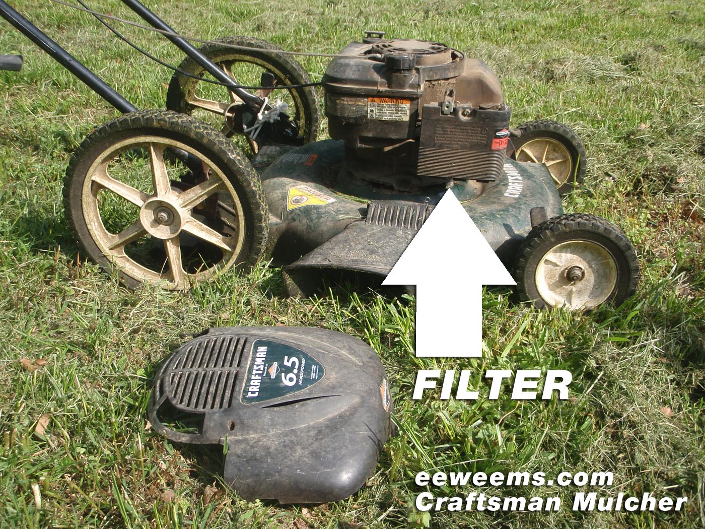 lawn mower Here are our favorite gas-powered lawn mowers on the market right now.